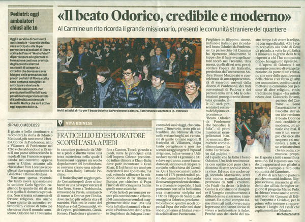messaggero veneto mini